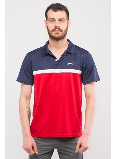 Slazenger Slazenger TROOP Erkek T-Shirt    Kırmızı